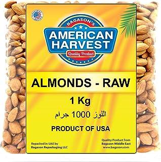 American Harvest Almonds, 1 Kg