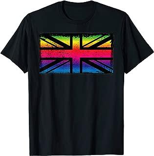 rainbow pride clothing uk