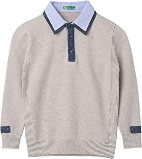 boys uniform sweater