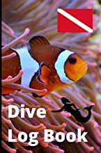 Dive Log Book: Journal for both beginner or advanced diver - 70 reports