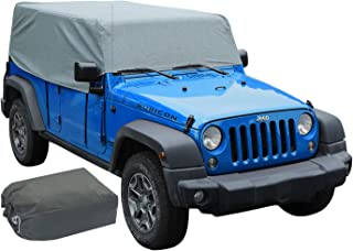 Best jeep rain cover Reviews