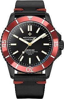 Meccaniche Veneziane - Reloj Nereide Classic Rubino PVD