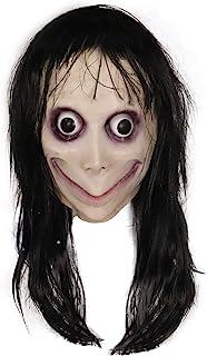 comprar comparacion molezu Momo Máscaras De Látex, Halloween y Navidad Terror máscaras látex Decorativas