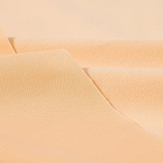 Costura Thick Flesh-Colored DIY Doll Skin Fabric 100% Fiber Nap for Arms Face (Flesh Color)