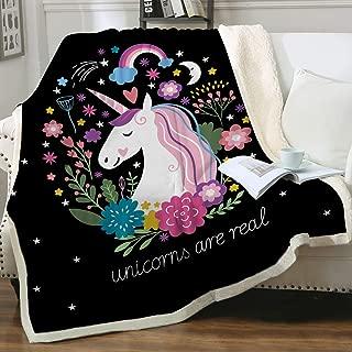 unicorn pig plush