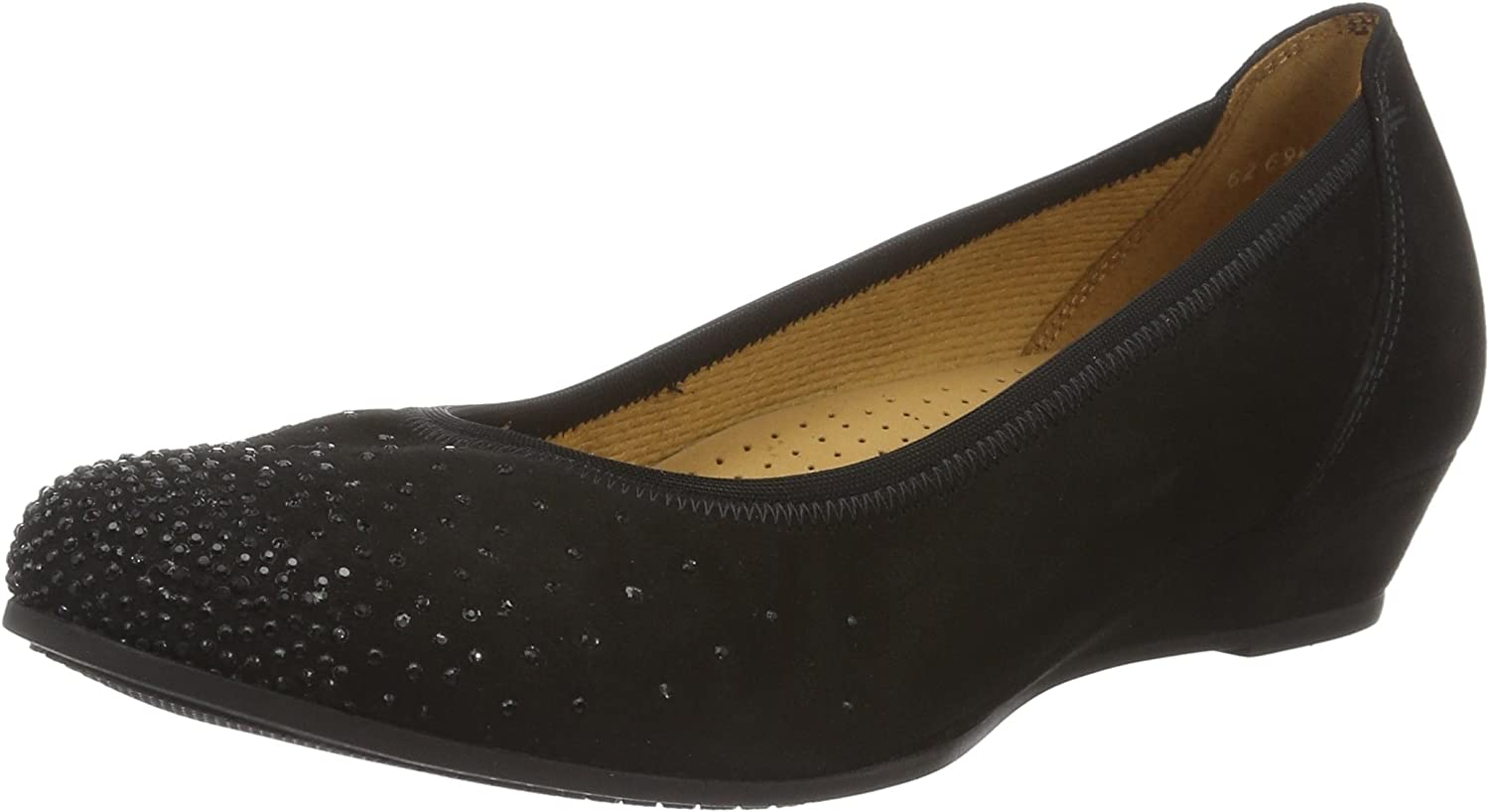 Gabor Womens Arya 62 694 47 Suede shoes
