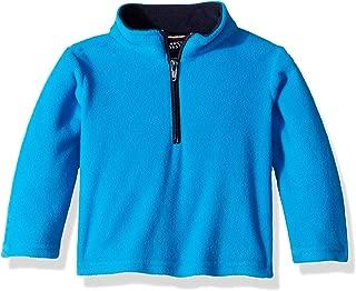 French Toast Baby Boys' Little Long Sleeve Microfleece Sweatshirt