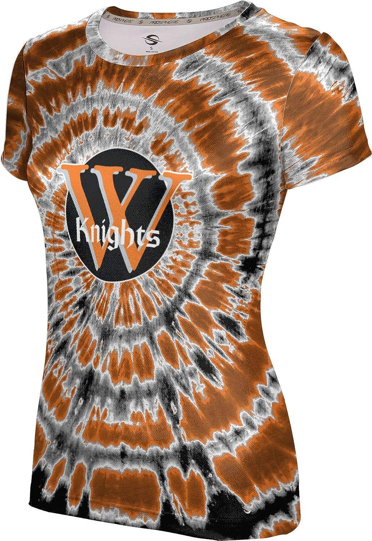 ProSphere Wartburg College Girls' Performance T-Shirt (Tie Dye)