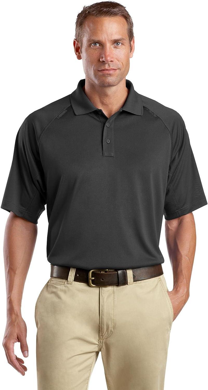 XtraFly Apparel Men's Tall Select Snag-Proof Tactical Polo Shirt TLCS410