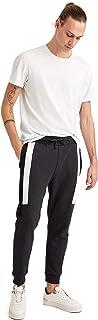DeFacto Heren slanke pasvorm joggingbroek met zakken voor heren