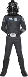 Rubie's Star Wars Rebels Tie Fighter Pilot Deluxe Child Costume, Small