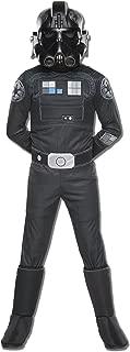 Rubie's Star Wars Rebels Agent Kallus Child Costume Deluxe Tie Fighter Pilot Medium One Color
