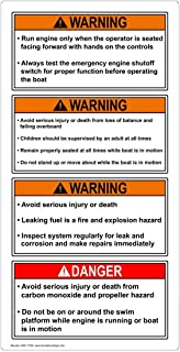 Best boat safety warning labels Reviews