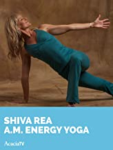 Shiva Rea, A.M. Energy Yoga