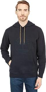 Timberland Outdoor Heritage Big Embroidered Tree Sweatshirt Black MD