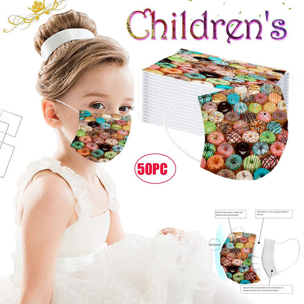 50 PCS Enfants