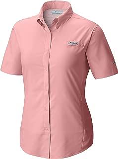 Columbia Women's Tamiami II Short Sleeve Shirt, UPF 40 Sun Protection