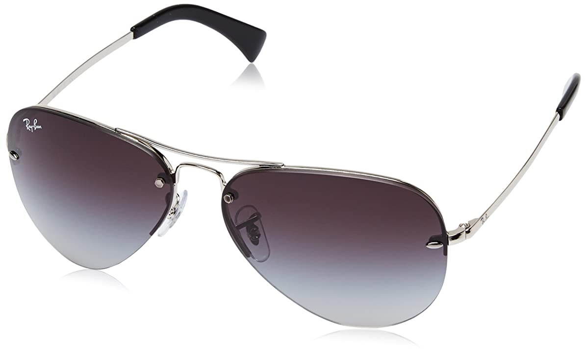 Ray-Ban RB3449 Aviator Sunglasses 59 mm