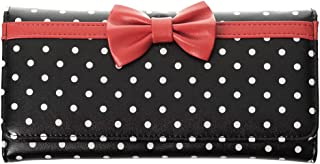 Banned Carla Vintage Retro Wallet - Available in 4 Colours