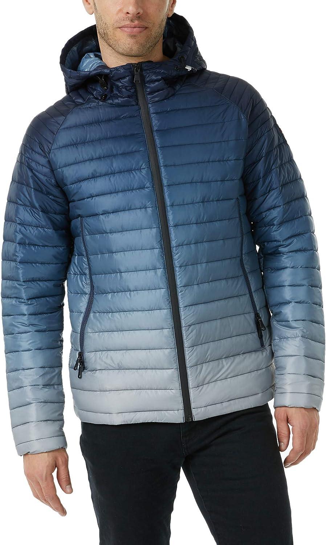 Pajar Men's Walcott 3M Thinsulate Lightweight Puffer Jacket with Hood