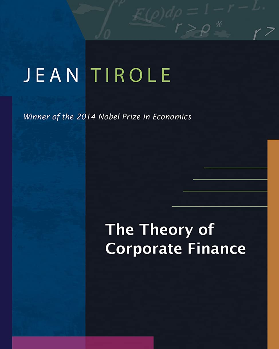 横たわる援助する暖かさThe Theory of Corporate Finance (English Edition)