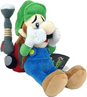 Super Mario Bros Luigi's Mansion 2 Luigi Soft Plush Toy Stuffed Animal Doll 9