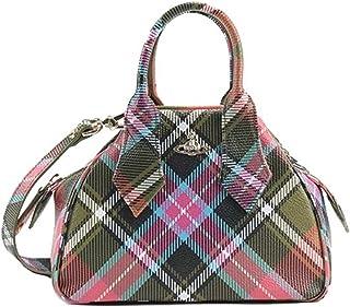 ヴィヴィアンウエストウッド バッグ ハンドバッグ VIVIENNE WESTWOOD DERBY 42010014-40010 SMALL HAND BAG O115 MULTI 並行輸入品