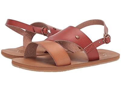 Roxy Maxine (Burgundy) Women