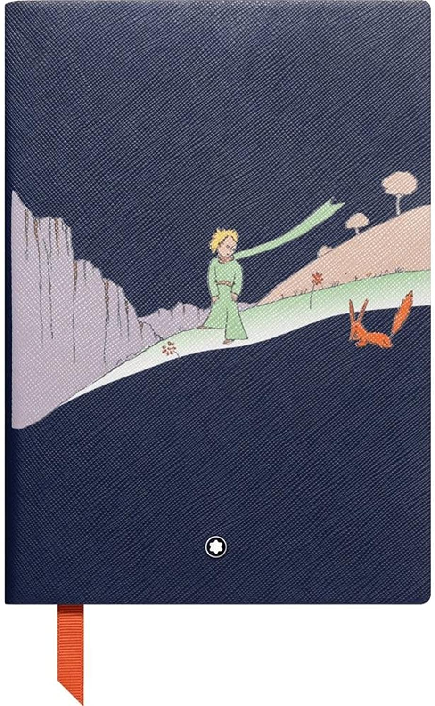 MontWeiß Fine Stationery Notebook  146 Le Petit Petit Petit Prince Edition – Notizbuch A5 liniert mit Softcover – Farbe  Blau – 192 Seiten B07D4NHWPP | Moderne und stilvolle Mode  68a1bb