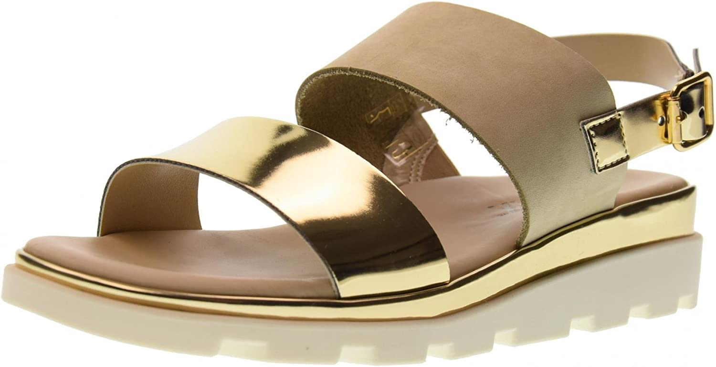 The Flexx shoes Woman Sandals D1507_19 Samantha gold