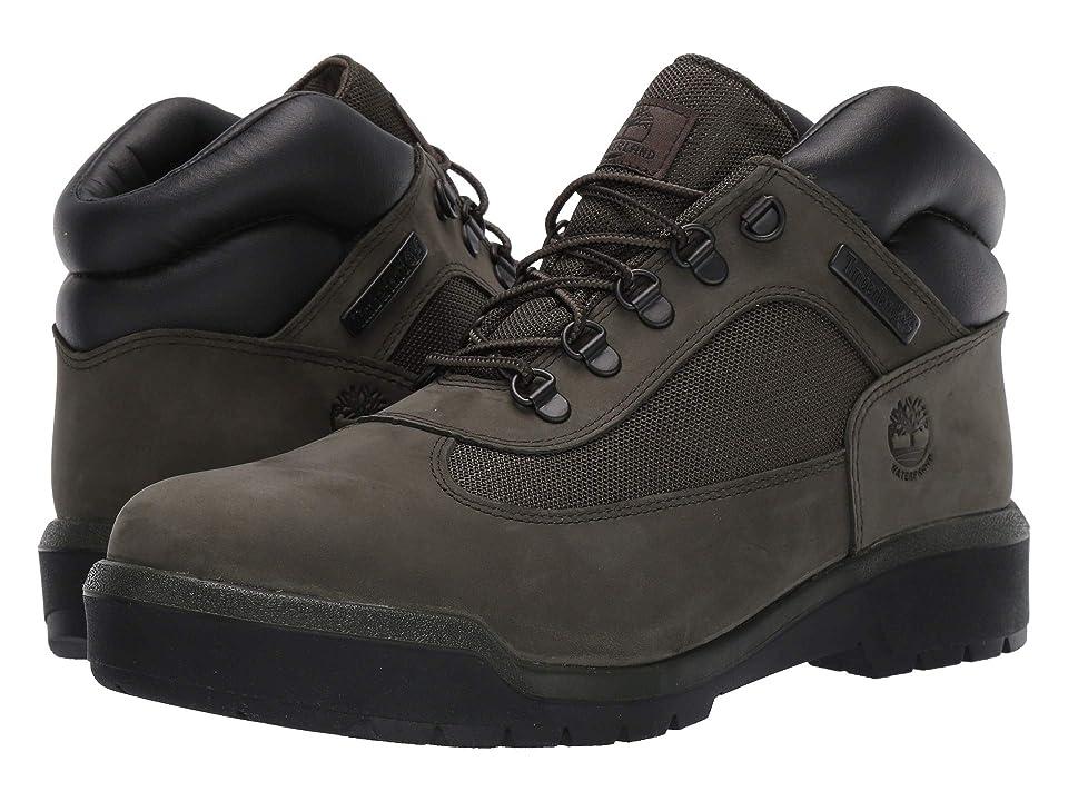Timberland Field Boot F/L Waterproof (Dark Green Nubuck) Men