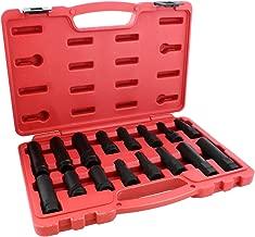 Abn Wheel Lock Removal Tool Kit Lug Nut Key Set, 16-Piece – Master Wheel Lock Key Set Lug Key Wheel Lock Removal Kit