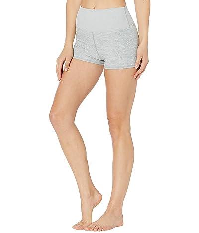 ALO Alosoft Aura Shorts (Zinc Heather) Women