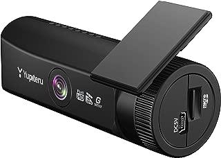 ユピテル ドライブレコーダー SN-SV6000P 200万画素 Full HD Wi-Fi搭載 SONY製CMOSセンサー搭載 夜間画像補正 スモークフィルム対応  ノイズ対策済 LED信号対応 専用microSD(8GB)付 1年保証 Gセンサー GPS 駐車監視機能 Yupiteru