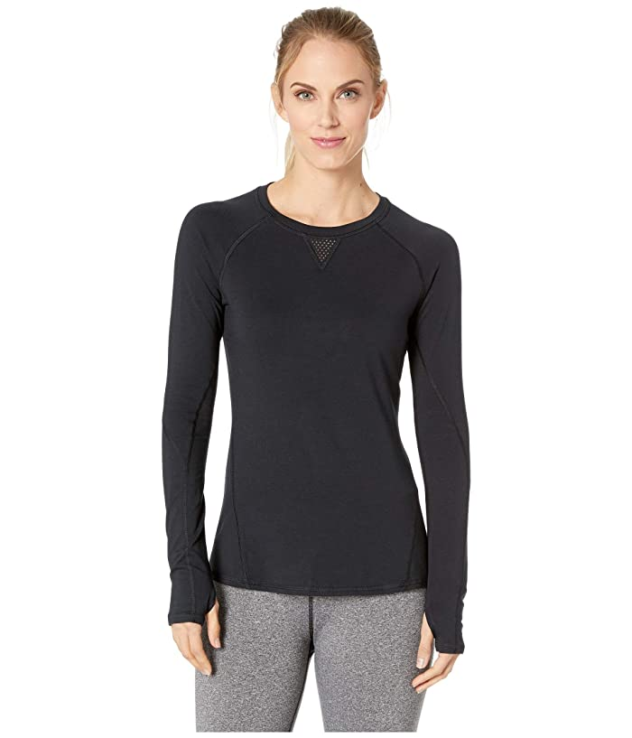 SHAPE Activewear Movement Tee (Black) Women