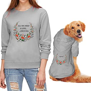Best mom and dog matching outfits Reviews
