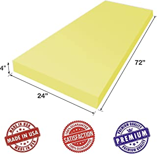 AKTRADING Dry Fast Reticulated Outdoor Foam - Perfect for Long Term Outdoor Patio Furniture use. (4