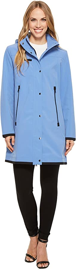 Tribal - Softshell Coat with Detachable Hood