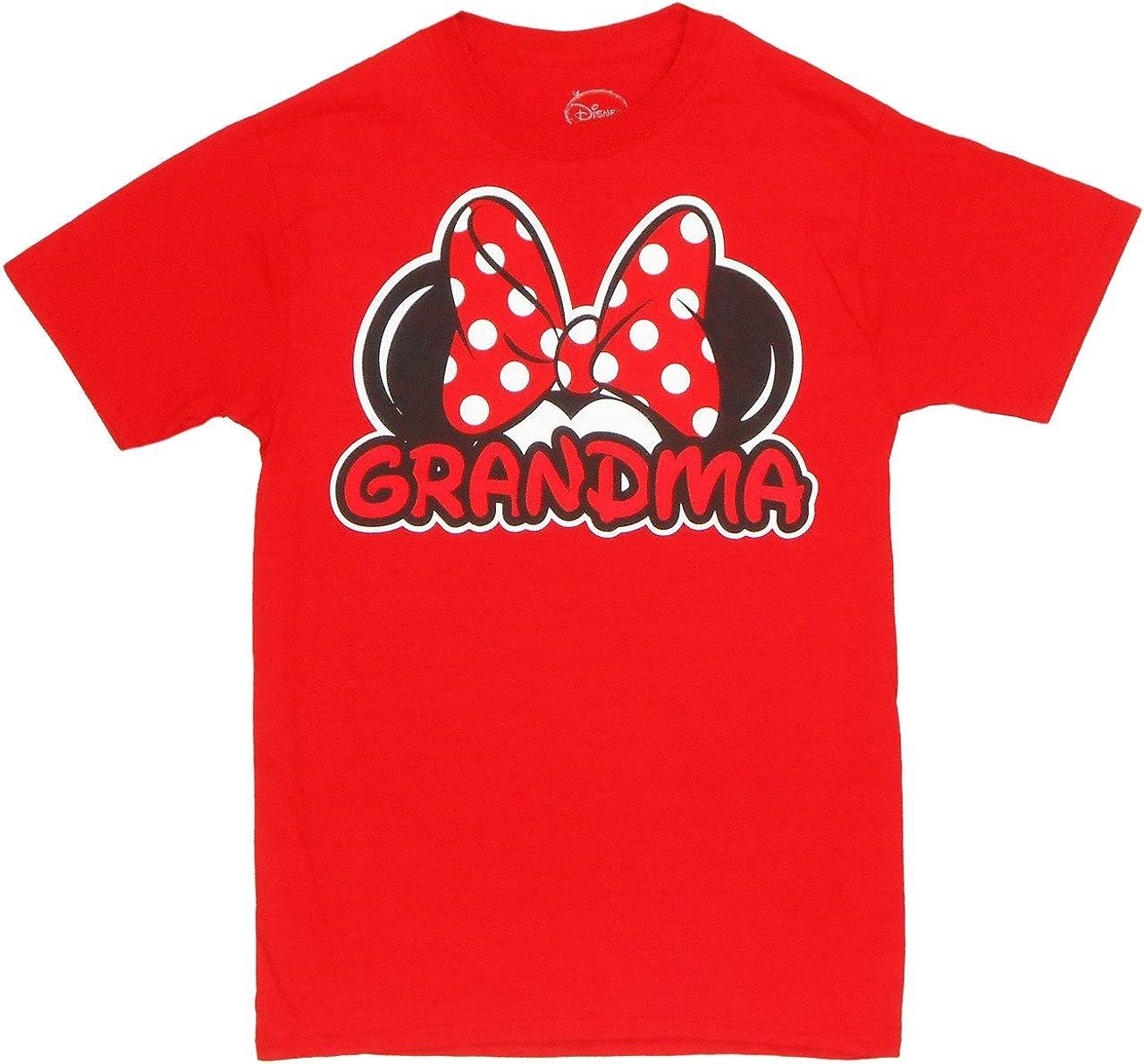 Disney Adult Plus Size Womens T-Shirt Mom Family Tee