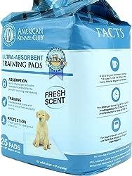AKC 25-Pack Pet Training Pads