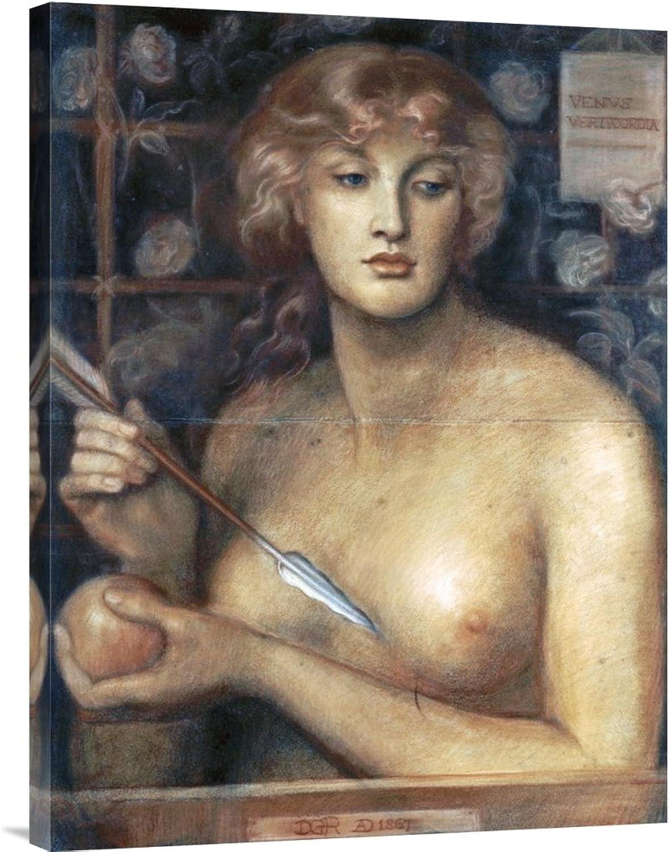 Global Galerie Budget Budget Budget gcs-265486–76,2–360,7 cm Dante Gabriel Rossetti Venus Grünicordia Galerie Wrap Giclée-Kunstdruck auf Leinwand Art Wand B01K1Q1XRG | Online Store  7e6806