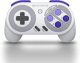 My Arcade Super Gamepad – Wireless Gaming Controller for Nintendo SNES Classic, NES..