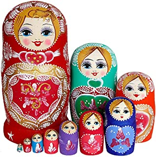 nesting dolls made in russia