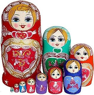 Best cheap babushka dolls Reviews