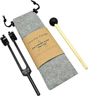 Tuning Forks, LOR AWAKEN OM 136.1HZ Tuning Fork, Tuning Fork for Healing, Meditation, Biofield Tuning, Chakra Balancing, Y...