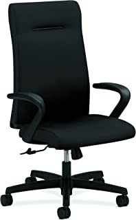 HON Ignition Executive High-Back Task Chair, in Black (HIEH1), Upholstered