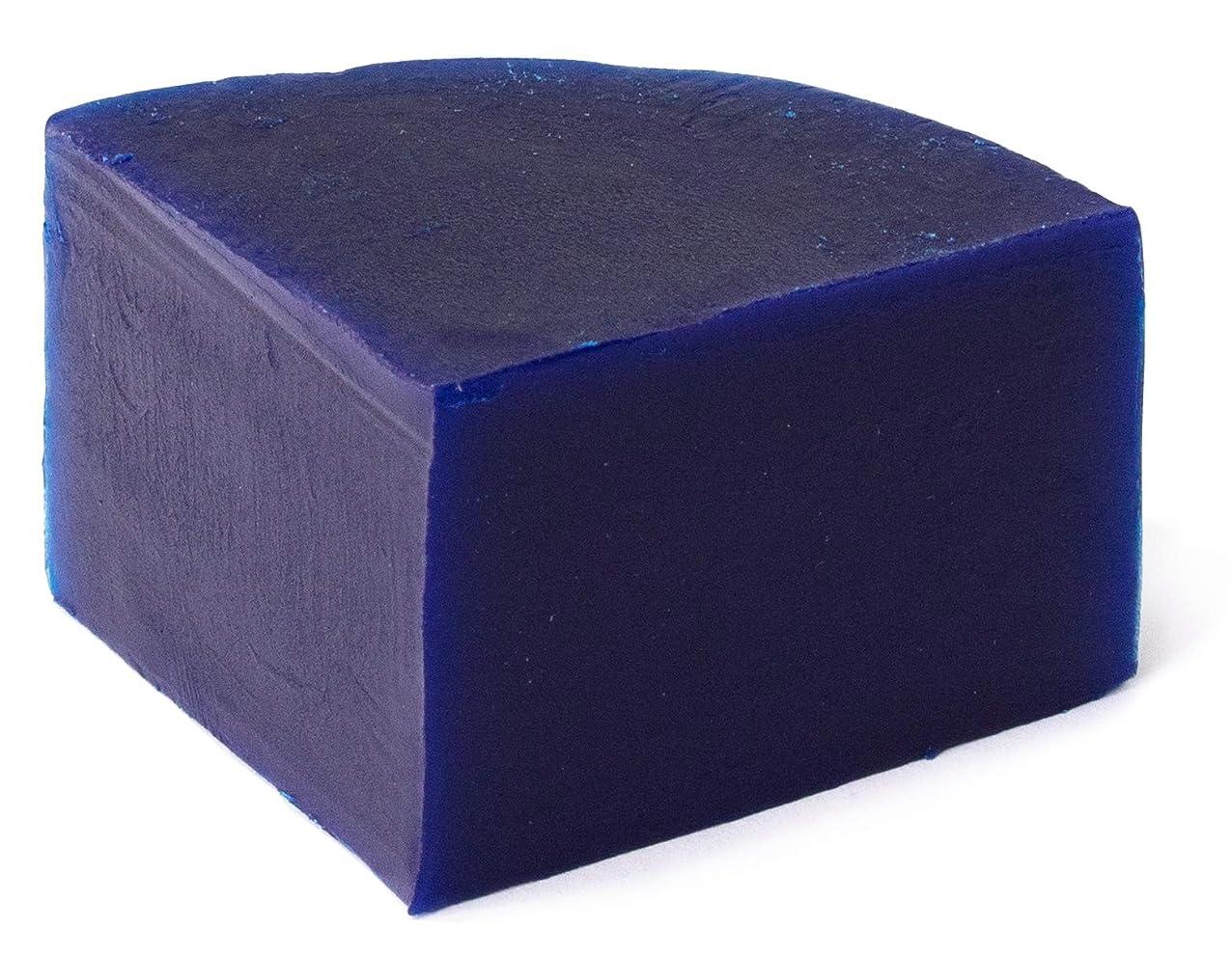 ハドル息苦しい横グリセリン クリアソープ 色チップ 青 25g (MPソープ)