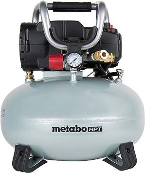 Metabo HPT Pancake Air Compressor, 6 Gallon (EC710S): image