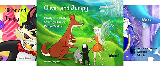 Oliver and Jumpy, the cat series (19 Book Series)
