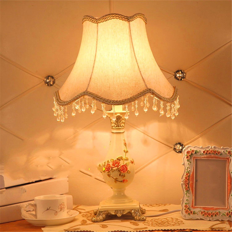 XBBAI686 Lampe Schlafzimmer Bett Lampen Creative Minimalistischen Modernen Kontinentales Warmes Licht Dimmbar Nachttischlampen, Den Schalter